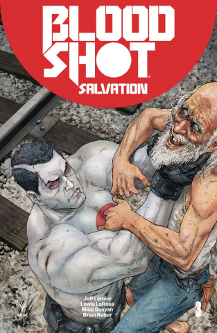 Bloodshot: Salvation #3 (Rocafort Cover)