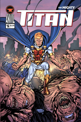 The Mighty Titan #5