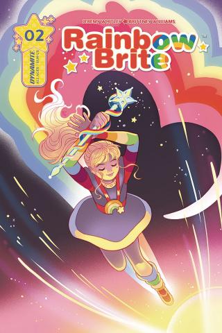 Rainbow Brite #2 (Ganucheau Cover)