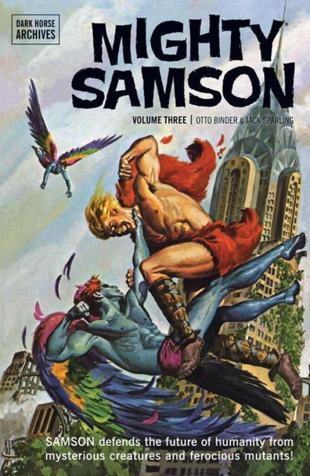 Mighty Samson Archives Vol. 3