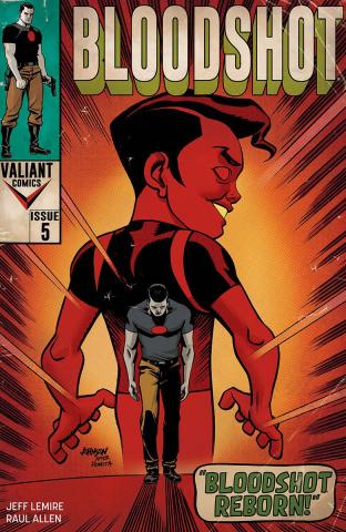Bloodshot: Reborn #5 (10 Copy Johnson Cover)