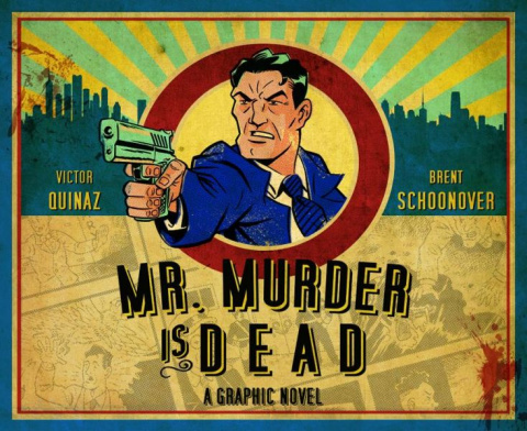 Mr. Murder Is Dead