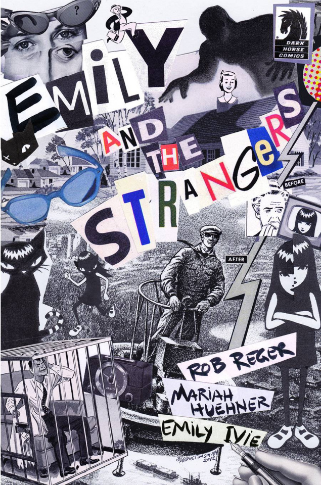 Emily & The Strangers #2 (Smith Cover)