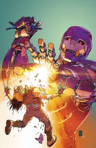 X-Men: Blue #26