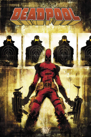 Uncanny Deadpool #1 (True Believers)