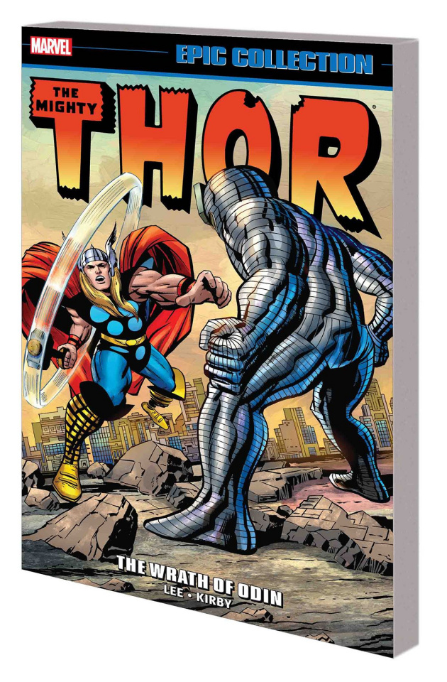 Thor: The Wrath of Odin (Epic Collection)