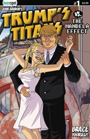 Trump's Titans vs. The Mandela Effect #1 (Hello Dolly Cover)