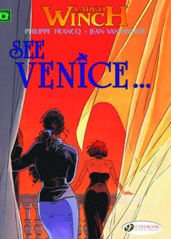 Largo Winch Vol. 5: See Venice...