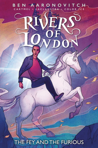 Rivers of London: The Fey and The Furious #4