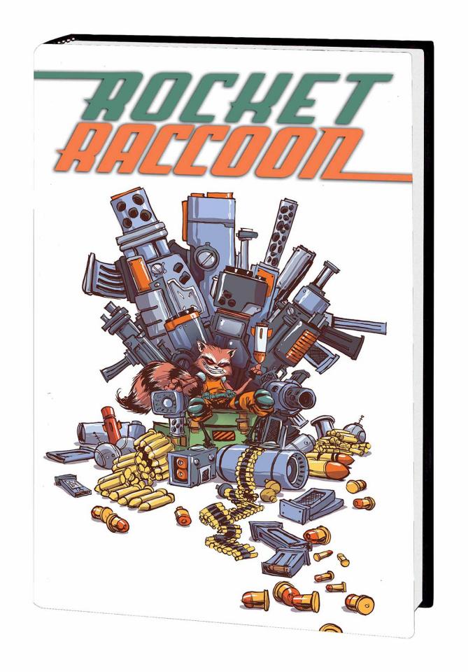 Rocket Raccoon Vol. 2: The Storytailer