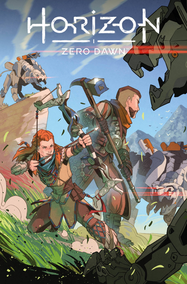 Horizon: Zero Dawn - Liberation #1 (Maulina Cover)