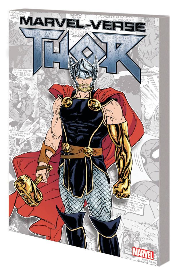 Marvel-Verse: Thor