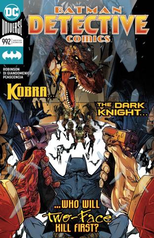 Detective Comics #992