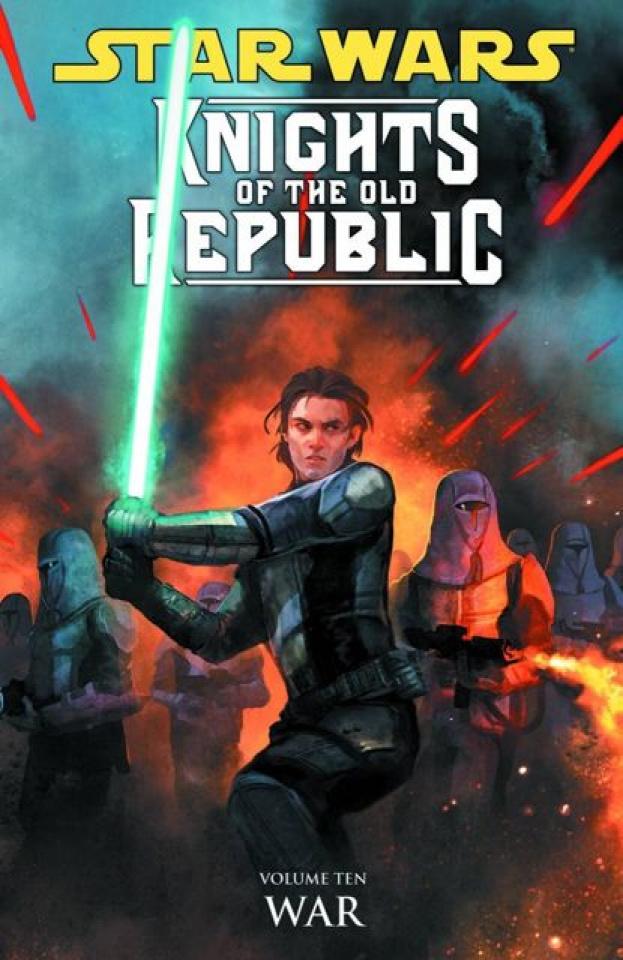 Star Wars: Knights of the Old Republic Vol. 10: War