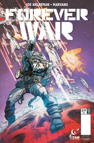 The Forever War #3 (McCrea Cover)