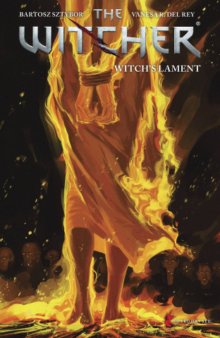 The Witcher Vol. 6: Witch's Lament