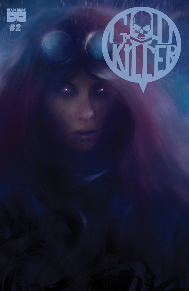Godkiller: Tomorrow's Ashes #2 (Pfeiffer 30 Copy Cover)