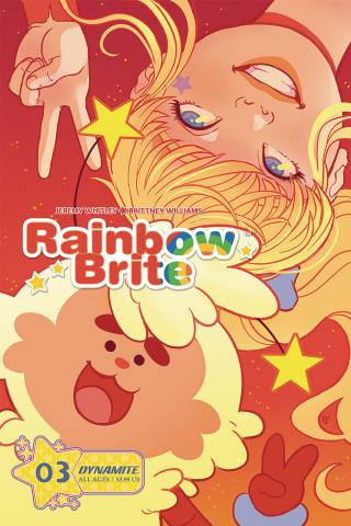 Rainbow Brite #3 (Ganucheau Cover)