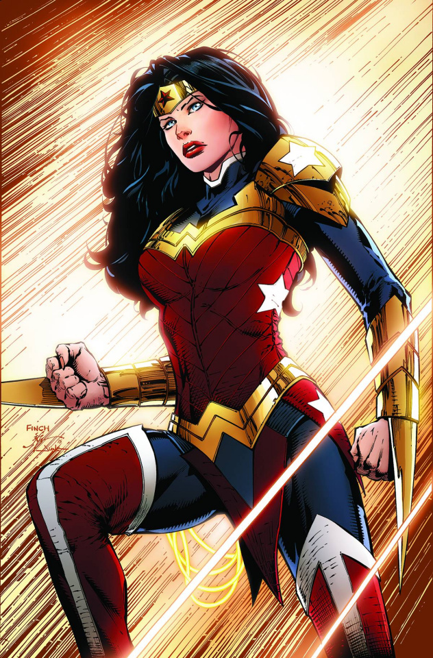 Wonder Woman Vol. 8: Twist of Fate