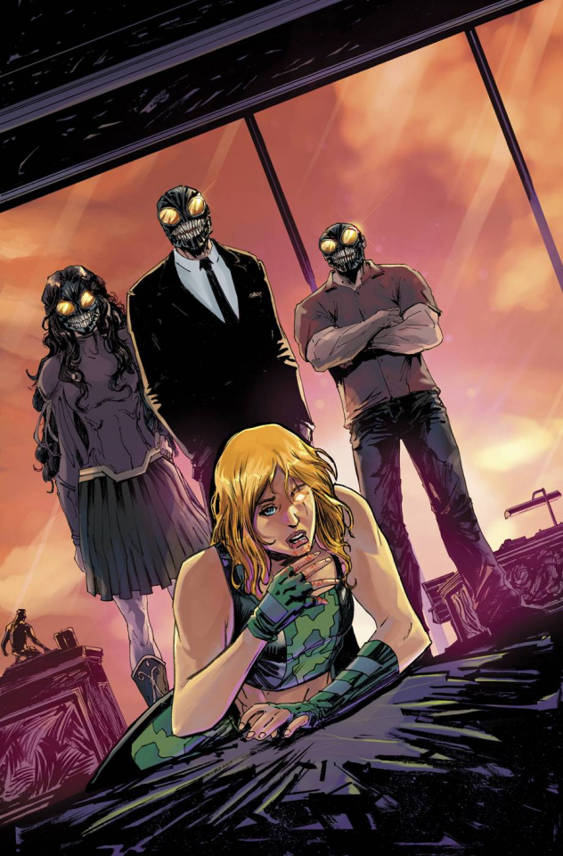 Grimm Fairy Tales: Robyn Hood #10 (Brescini Cover)