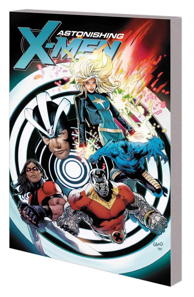 Astonishing X-Men by Matt Rosenberg