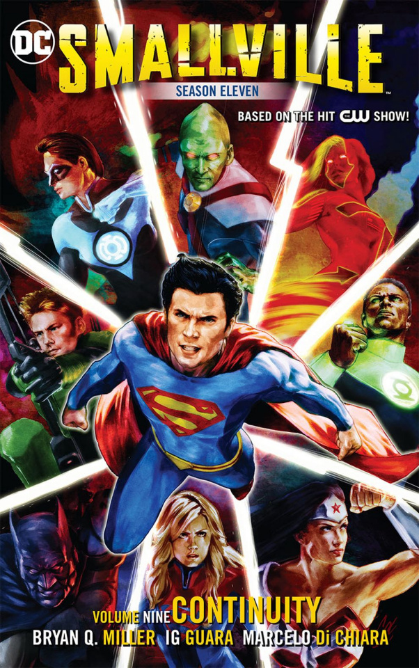 Smallville, Season 11 Vol. 9: Continuity
