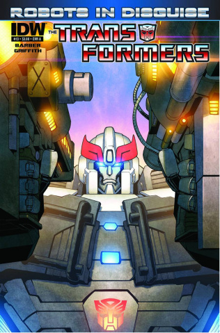 The Transformers: Robots in Disguise #13