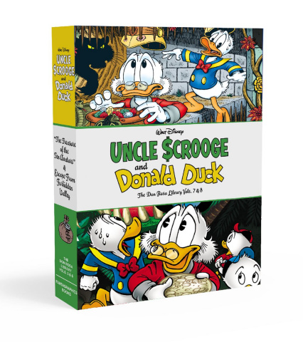 The Don Rosa Duck Library Vols 7 & 8 (Box Set)
