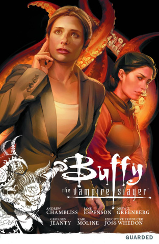 Buffy the Vampire Slayer, Season 9 Vol. 3 Guarded