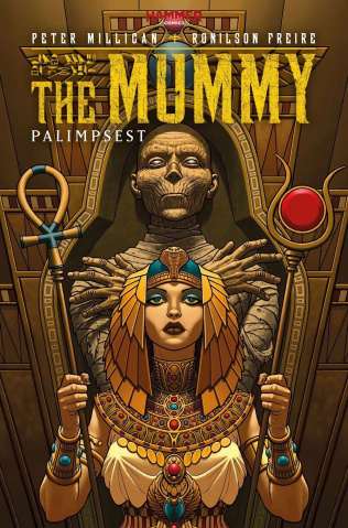 The Mummy Vol. 1: Palimpsest