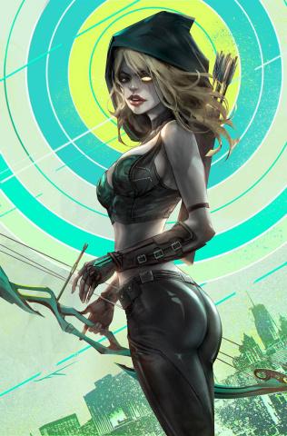 Robyn Hood: Hellfire #1 (Tao Cover)