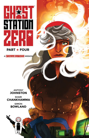 Ghost Station Zero #4 (Chankhamma Cover)