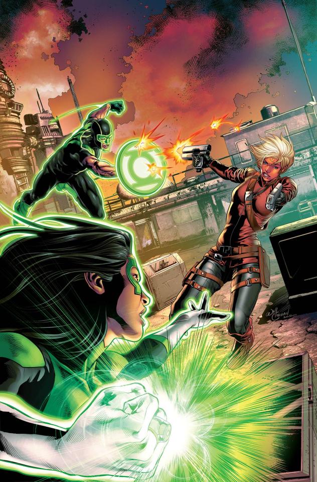 Green Lanterns #41