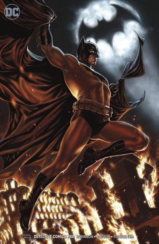 Detective Comics #988 (Variant Cover)
