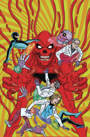 X-Ray Robot #2 (Allred Cover)