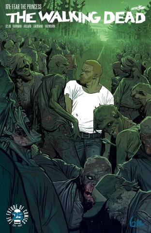 The Walking Dead #171 (Lorenzo De Felici Cover)