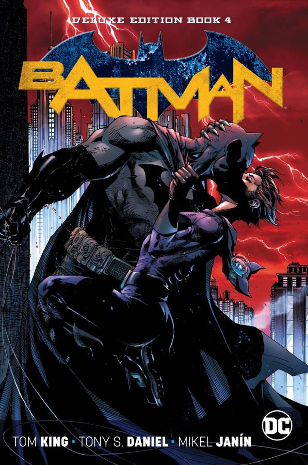 Batman Book 4 (Deluxe Edition)