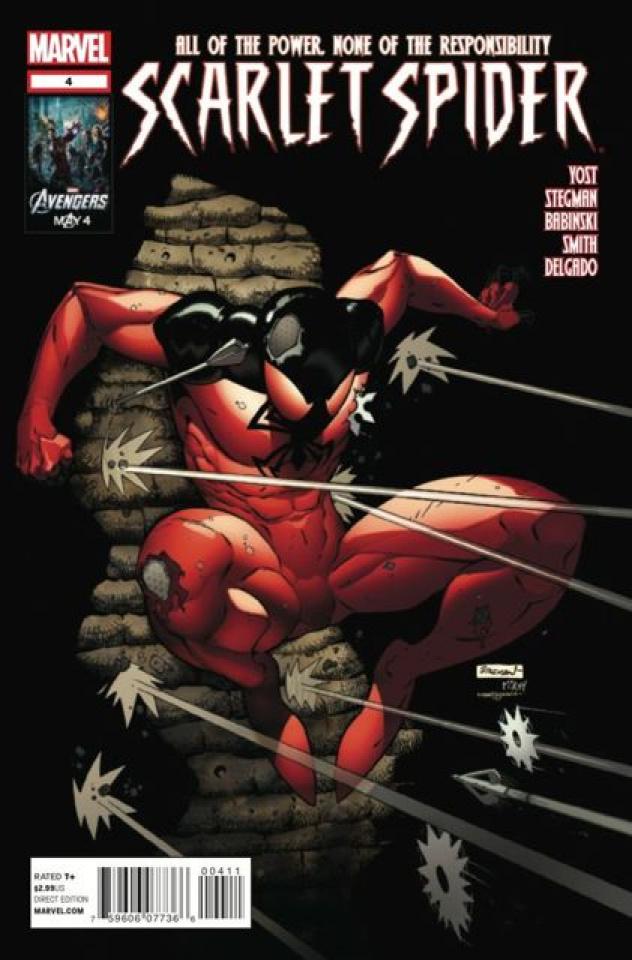 Scarlet Spider #4