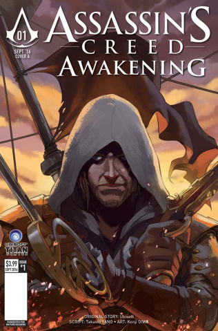 Assassin's Creed: Awakening #1 (Lee Cover)