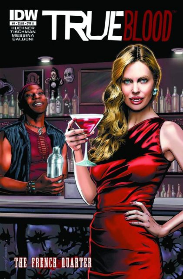 True Blood: The French Quarter #4