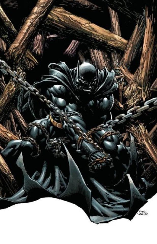 Batman: The Dark Knight #13