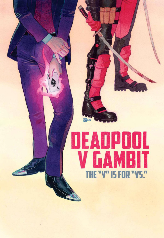 Deadpool vs. Gambit #2