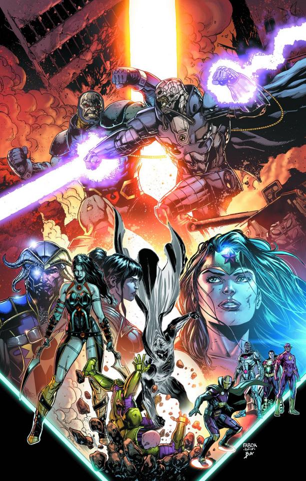 Justice League #44