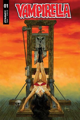 Vampirella #1 (Jusko Cover)
