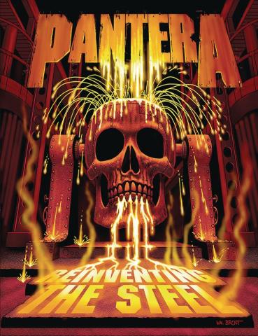 Rock & Roll Biographies: Pantera