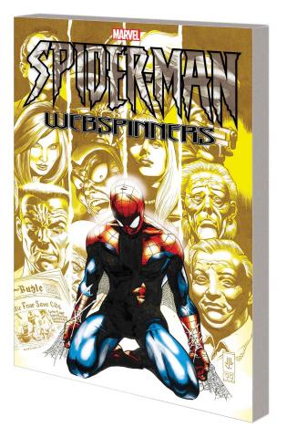 Spider-Man: Webspinners