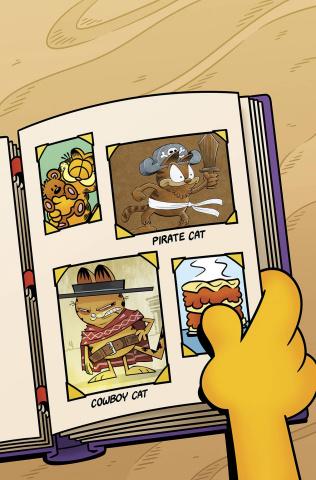 Garfield #34