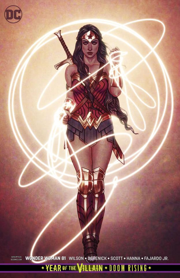 Wonder Woman #81 (Year of the Villain)