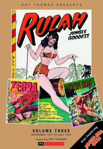 Rulah: Jungle Goddess Vol. 3