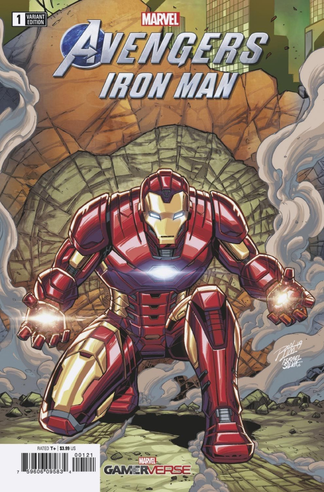 Avengers: Iron Man #1 (Ron Lim Cover)